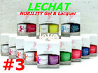 LECHAT NOBILITY LED UV GelColor  Free Nail Polish Duo Set 3 Choose Any Color