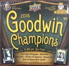 2015 Goodwin Champions Factory Sealed Hobby Box