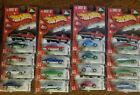HOT WHEELS 2004 HOLIDAY RODS COMPLETE SET OF 16 Cars including all 4 67 Camaro