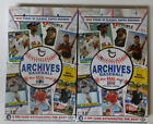 2015 Topps Archives Hobby 2 box lot Bryant Sp RC Correa RC? 2 on cards autos Box