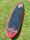REDUCED CAPTAIN MORGAN TRI FIN SHORTBOARD SURFBOARD 70 SURF OR HANG IT