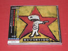 2018 REVERTIGO Revertigo with Bonus Track  JAPAN CD