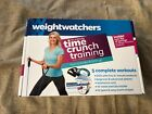 Weight Watchers Time Crunch Training 10 Minute with Resistance Cord
