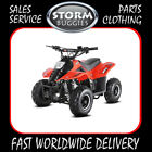 70cc KIDS FULLY AUTOMATIC PETROL VRX70 QUAD BIKE RED STORM BUGGIES