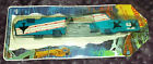 1978 Tootsietoy 8 inch Diecast Aircraft Carrier Boys 8+ Top part of card was cut