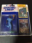 1989 Starting Lineup Bo Jackson Rookie Year Collectors Card and Figure