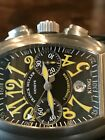 Franck Muller King Conquistador 8005 CC SOLEIL Stainless Steel 46mm 103/200 RARE