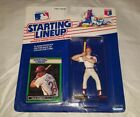 Unopened 1989 MLB Starting Lineup Mike Schmidt Phillies with Collector Card