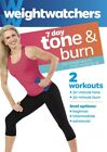 WEIGHT WATCHERS 7 DAY TONE AND BURN DVD 2 WORKOUTS NEW SEALED EXERCISE