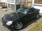 2000 Mercedes-Benz SLK-Class 2 DOOR for $2700 dollars