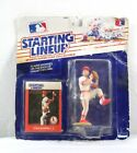 Todd Worrell  Action Figure With Card Starting Lineup ST. Louis Cardinals New