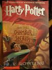 Harry Potter and the Chamber of Secrets US 1ST PRINT SCHOLASTIC P BK JK Rowling