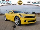 2010 Chevrolet Camaro SS 2010 Chevrolet Camaro SS 60,555 Miles Rally Yellow 2D Coupe 6.2L V8 SFI 6 Speed
