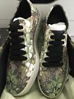 New With GUCCI MENS BLOOMS GG GUCCISSIMA SNEAKERS US 85 In Style