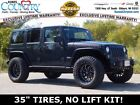 2017 Jeep Wrangler Unlimited Rubicon 2017 Jeep Wrangler Unlimited Rubicon 246 Miles Rhino Clearcoat 4D Sport Utility