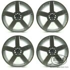 4 Reconditioned Volvo OEM 17x8 PEGASUS Alloy Wheels for S60R V70R 04 09
