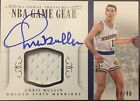 CHRIS MULLIN 2014-15 NATIONAL TREASURES NBA GAME GEAR AUTO #'D 04 49 - WARRIORS