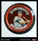 1964 Topps Coins #146 Ron Santo - All-Star Cubs VG EX