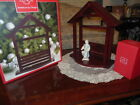 Lenox First Blessing Nativity Drummer Boy and Creche Brand New in Box Christmas