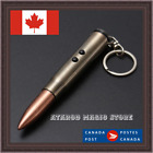 3 in1 Bullet Laser Pointer Keychain LED Flaschlight Pen