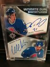 2015-16 Ultimate Collection Peter Forsberg Wendel Clark Dual Auto #1 15