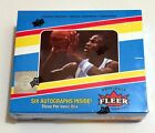 2011 - 12 UPPER DECK FLEER RETRO BASKETBALL HOBBY BOX FACTORY SEALED JORDAN!!!