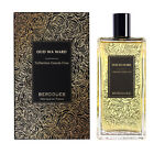 "BERDOUES collection Grands crus "" Oud WA Ward "" Eau de Parfum VAPO ml. 100"