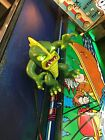 Fish Tales FT Pinball Machine GREEN FISH MONSTER LED Mod Bally's/Williams