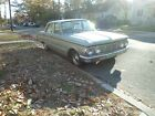 1963 Mercury Comet Custom 1963 for $4500 dollars