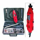 Portable 120V Grinder Rotary Tool Kit Adjustable up to 30,0000 RPM w/ Stone Bits