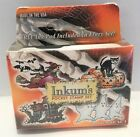 Inkums Pocket Stamp Set HALLOWEEN Haunted House Ghost Foam Rubber Stamps Ink
