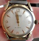 Vintage GRUEN Men's WRISTWATCH ~ Cal. 550-SS 17J AUTOMATIC