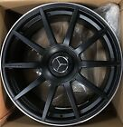 20 MERCEDES BENZ AMG 2018 WHEELS RIMS S S550 S560 CL CL550 CL63 CL65 CLS 4 NEW