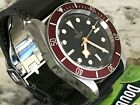 TUDOR HERITAGE BLACK BAY AUTOMATIC SS MENS WATCH