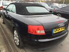 04 AUDI A4 CABRIOLET 25 TDI SPARES OR REPAIR VIBRATION ON FLYWHEEL
