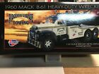 First Gear 125 diecast 1960 Mack B 61 Ridgeway tow truck for Carquest