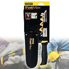 Stanley FatMax JAB Saw Plasterboard Drywall Easily Punch Hand Tool with Scabbard