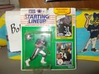 NIB BO JACKSON #34 OAKLAND RAIDERS STARTING LINEUP KENNER 1990 4