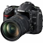 Nikon D7000 DSLR Camera with 18 200mm VR Lens Kit 13019 Black