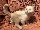 LLADRO NAO Calico Persian  Retired Mint Condition! No Box!