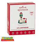 Li'l Lighthouse 2017 Hallmark MINI Magic Light Ornament  Holiday  In-Stock