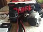 Canon EOS Rebel XS 1000D 101MP Digital SLR Camera Silver Kit w EF S IS
