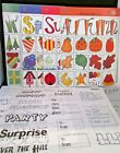 Scrapbooking Embellishments Cardstock Stickers  Rub On Lettering Transfers