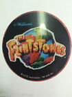 The Flintstones Williams Pinball Promotional Plastics Key chain KeyChain NOS