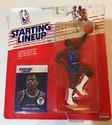 1988 Starting Lineup SLU NBA Patrick Ewing and Hakeem Olajuwon