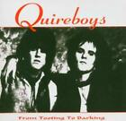 THE QUIREBOYS ‎– FROM TOOTING TO BARKING (NEW/SEALED) CD