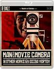 Man With A Movie Camera And Other Works By Dziga Vertov 2 Disc Blu ray1929