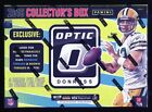 (3) 2016 DONRUSS OPTIC FOOTBALL SEALED RETAIL COLLECTOR'S BOX LOT bronze prizm