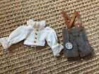 Blythe Doll Clothing Lot, Victorian Style Piece Set, Very Rare