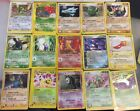 Pokmon Card Lot Over 100 Cards With Over 50 Holos  More Read Description